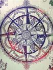 chicnico compass round